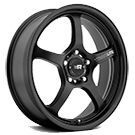 Motegi Wheels<br /> MR131 Traklite Satin Black