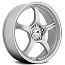 Motegi Wheels<br /> MR131 Traklite Silver