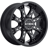 Mickey Thompson Wheels <br>M/T Metal Series MM-164B