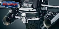 Kuryakyn Motorcycle Trailer Hitch Products