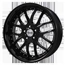 Voxx Wheels Maglia <br /> Gloss Black
