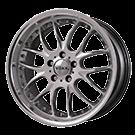 Voxx Wheels Maglia <br /> Silver Mirror Lip