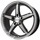 Maxxim Wheels <br>Allegro Graphite
