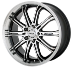 Maxxim Wheels<br> Ferris Black