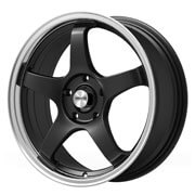 Maxxim Wheels </br> Champion Gloss Black w/ Machine Lip