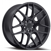 Motiv Wheels<br /> 409 B Magellan Satin Black