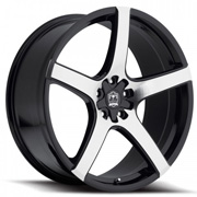 Motiv Wheels<br /> 410 MB Maranello Machined Face