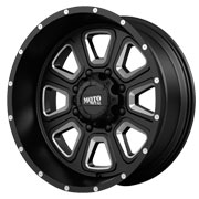 MOTO METAL Wheels <br />MO972 Gloss Black