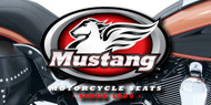 Mustang Motorcycle Seats
