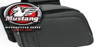 Mustang Throw Over Saddlebag