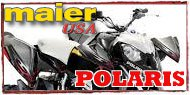 Maier Manufacturing ATV Body Plastics <br>2006-2008 Polaris Outlaw