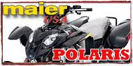 Maier Manufacturing ATV Body Plastics 2003-2007 Polaris Predator 500
