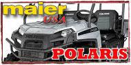 Maier Manufacturing ATV Body Plastics <br>2005-2008 Polaris Ranger 500
