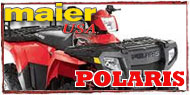 Maier Manufacturing ATV Body Plastics <br>2005-2008 Polaris Sportsman 800