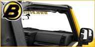 Bestop Jeep Door Surround Kits