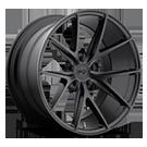Niche Wheels Misano M117 <br />Black Matte