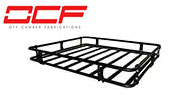 Off Camber Fabrication <br>Jeep Cargo Basket Kit