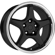 OE Performance <br />103B Machined Black