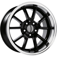 OE Performance <br />118B Gloss Black Center