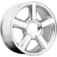 OE Performance 131P Polished Wheels