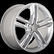OE Performance 141H Hyper Silver Wheels