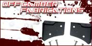 Off Camber Fabrication <br>Jeep Windshield Brackets