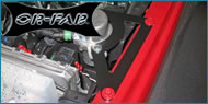 OR-FAB Jeep <br>Vacuum Pump Relocation Kit