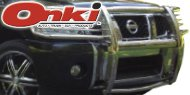 Onki Brush Guards <br> Full Stainless Steel Guard