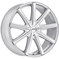 Pacer Wheels<br /> 789MS Evolve Silver