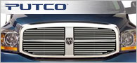 Putco Boss Shadow<br /> Billet Grille Inserts
