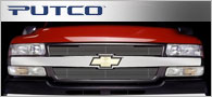 Putco Shadow  <br /> Grille Inserts