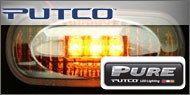 Putco Ion Chrome <br />Fender Marker Lights
