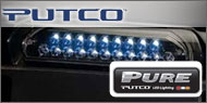 Putco Smoke LED Third<br /> Brake Lights (Replacement)