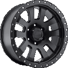 Pro Comp Wheels<br>7036 Flat Black