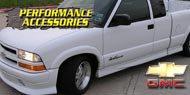 1982-2003 S10/S15/Sonoma