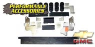 3-inch Body Lift Kit <br> for 2003-2006 Chevy Avalanche 1500
