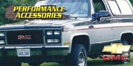 1973-1991 ChevyGMC Blazer & Jimmy Body Lift Kits