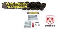 Performance Accessories 1986-2008 Dakota Body Lift Kits