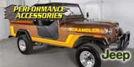 Performance Accessories <br>Body Lift Kits <br>1972-1986 CJ/Scrambler