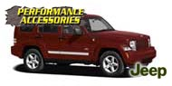 Performance Accessories <br>Body Lift Kits <br>1986-1995 Liberty