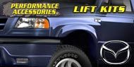 Performance Accessories Mazda Lift Kits