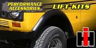 International Lift Kits