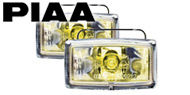 PIAA 2000 SERIES Plasma Ion Yellow Fog