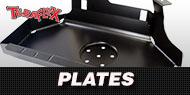 TeraFlex Jeep <br>Plates