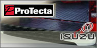 LRV Protecta <br>Isuzu Tailgate Mats