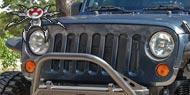 Poison Spyder BFH Front Bumpers <br>07-17 Wrangler JK