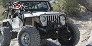 Poison Spyder BFH Front Bumpers <br>1997-2006 Jeep Wrangler TJ/LJ
