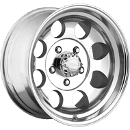 Pacer Wheels <br />164P LT Mod Polished