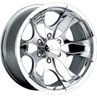 Pacer Wheels <br />187P Warrior Polished