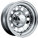 Pacer Wheels <br />320C Mod Chrome